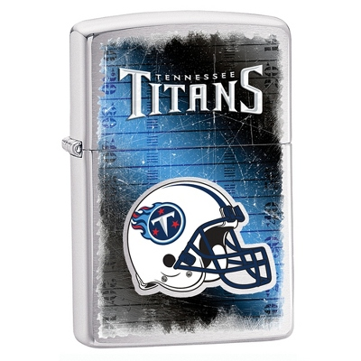 Tennessee Titans Zippo Lighter - Men's Accessories
