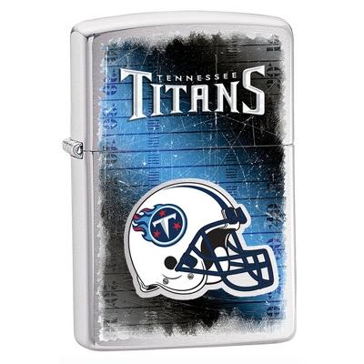 Tennessee Titans Zippo Lighter - UPC 825008266209
