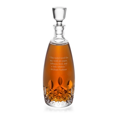 Waterford Lismore Essence Decanter - UPC 825008268883