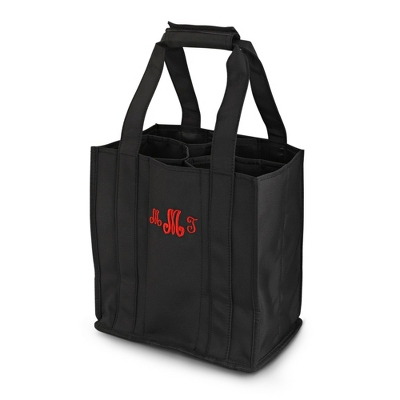 Black To Go Tote - Clearance Items for Her