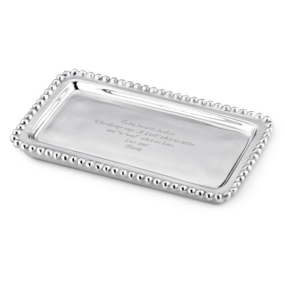 Mariposa Statement Tray - 10th Anniversary Gifts