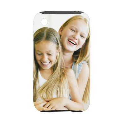 iPhone 3 Photo Phone Case - Extra Durable - UPC 825008273306