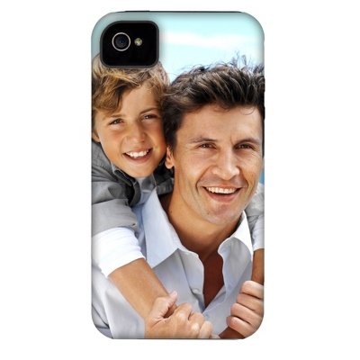 iPhone 4 Photo Phone Case - Extra Durable - Purse Accessories