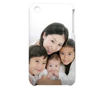 iPhone 3 Photo Phone Case - Thin - UPC 825008273320