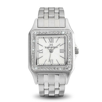 Ladies Square Dial Watch - UPC 825008273566