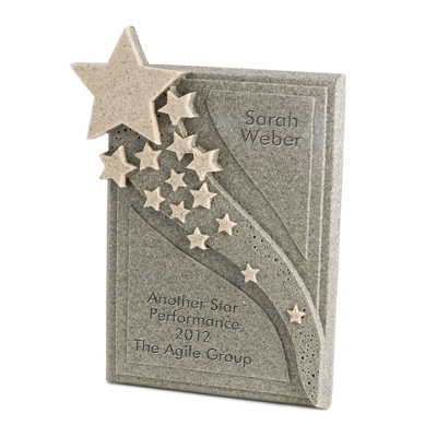 Star Streams Plaque - Awards & Plaques