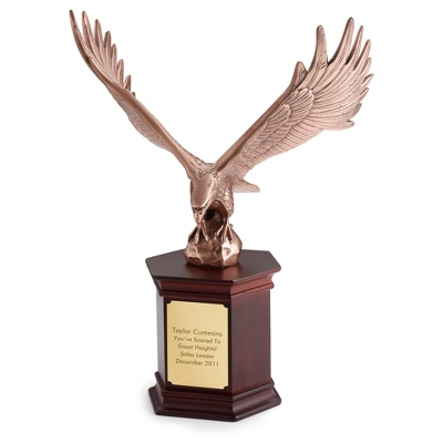 Majestic Eagle Award - $215.00