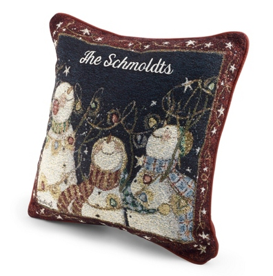Snow Much Fun Pillow - $24.99