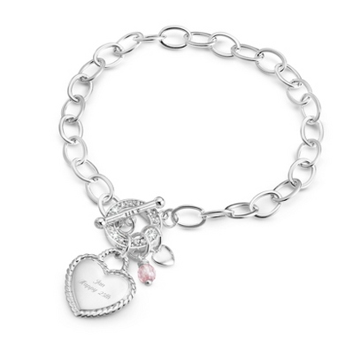 Sterling Silver Ladies Bracelet