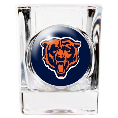 Chicago Bears Shot Glass - UPC 825008277663