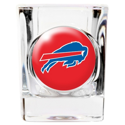 Buffalo Bills Shot Glass - UPC 825008277687