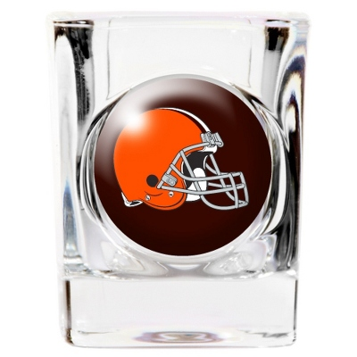 Cleveland Browns Shot Glass - UPC 825008277700