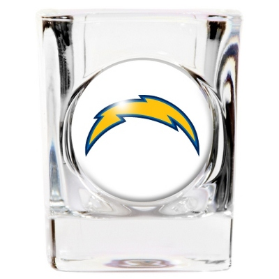San Diego Chargers Shot Glass - UPC 825008277731