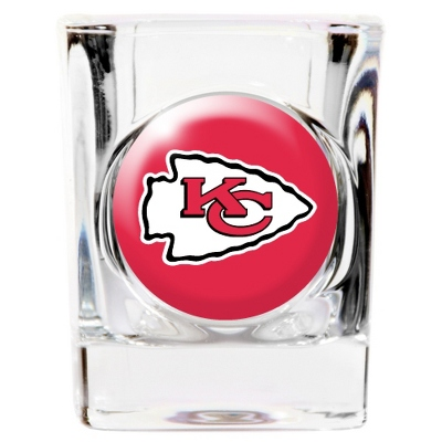 Kansas City Chiefs Shot Glass - UPC 825008277748