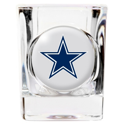 Dallas Cowboys Shot Glass - UPC 825008277762