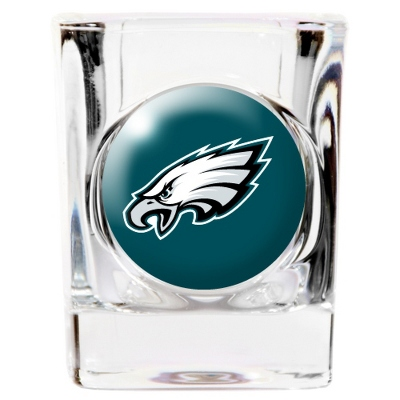Philadelphia Eagles Shot Glass - UPC 825008277786