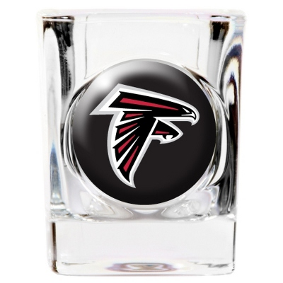 Atlanta Falcons Shot Glass - Sports Gifts