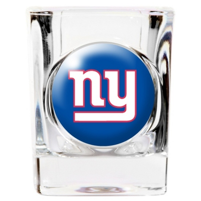 New York Giants Shot Glass - UPC 825008277809