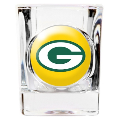 Green Bay Packers Shot Glass - UPC 825008277847