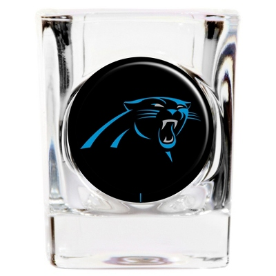 Carolina Panthers Shot Glass - UPC 825008277854