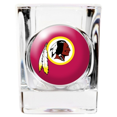 Washington Redskins Shot Glass