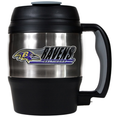 Baltimore Ravens Mini Keg