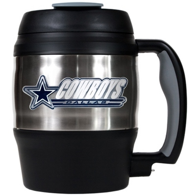 Dallas Cowboys Mini Keg - UPC 825008278417