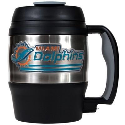 Miami Dolphins Mini Keg - Sports