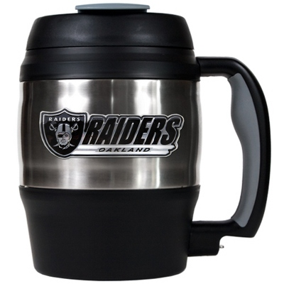 Oakland Raiders Mini Keg