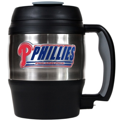 Philadelphia Phillies Mini Keg - UPC 825008278684