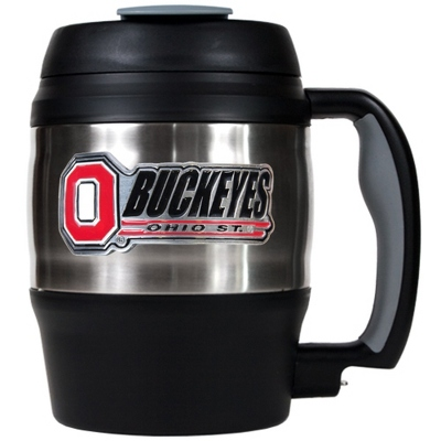 Ohio State University Mini Keg - UPC 825008278752