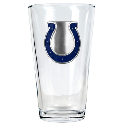 Indianapolis Colts Pint Glass - UPC 825008278905