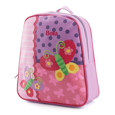 Personalized Butterfly Go-Go Backpack for Girls