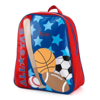 Sports Go-Go Backpack - Ring Bearer