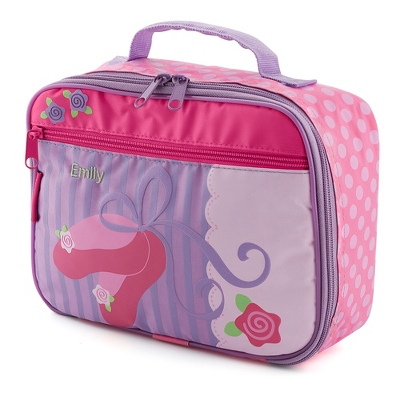 Monogrammed Lunch Boxes for Kids