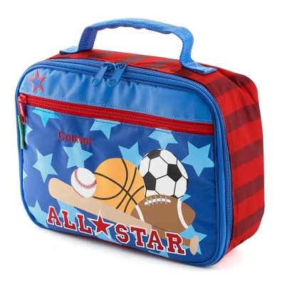 Sports Lunch Box - UPC 825008280328