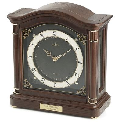 Bulova Wiltshire Clock - UPC 42429494541