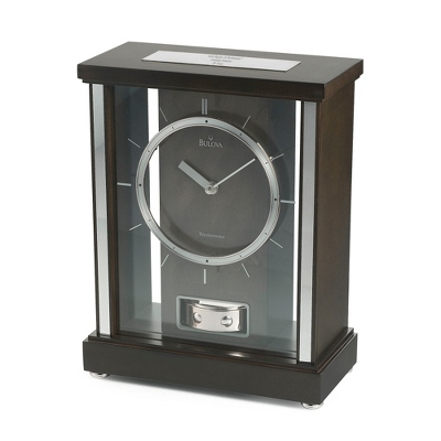 Bulova Mercer Clock - Home Clocks