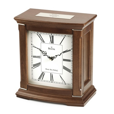 Bulova Melodia Clock - $130.00
