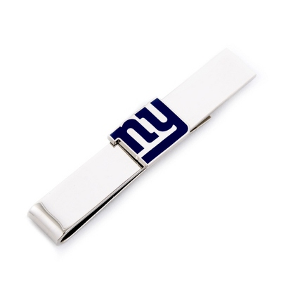 New York Giants Tie Bar with complimentary Tri Tone Valet Box