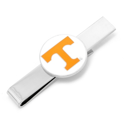 University of Tennessee Tie Bar with complimentary Weave Texture Valet Box