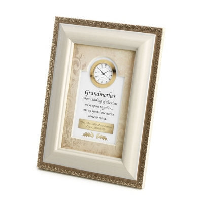 Grandmother Frame Clock