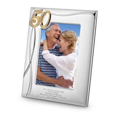 Personalized 50th Anniversary Frame By Things Remembered ...