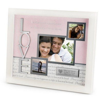 Love Wood Shadowbox