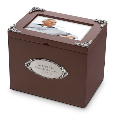 Engravable Photo Box