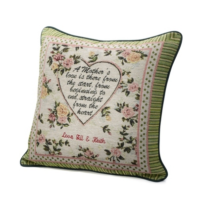 A Mother's Love Pillow - Throws for Her