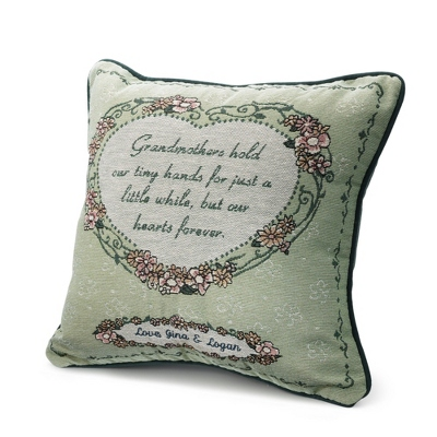 Grandmother's Heart Pillow - UPC 825008286429