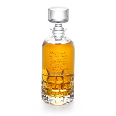 Yale Decanter