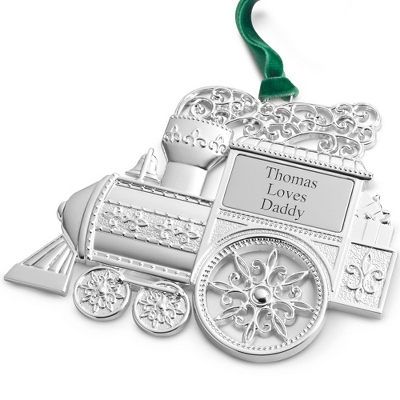 Train Ornament - UPC 825008286733
