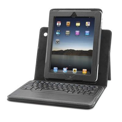 iPad Swivel/ Removable Keyboard Portfolio